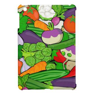 野菜パターン iPad MINIケース