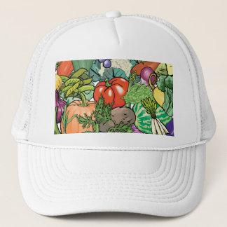 野菜庭師 キャップ