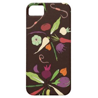 野菜穹窖のiPhone 5やっとそこにUniversa iPhone SE/5/5s ケース