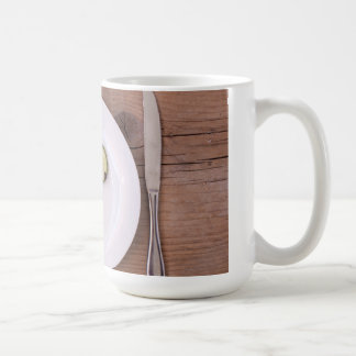 野菜顔 コーヒーマグカップ