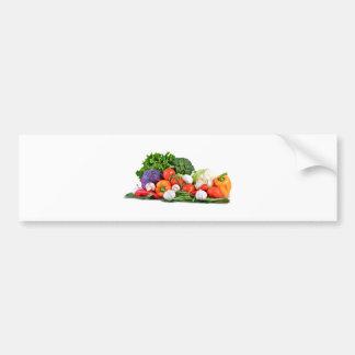 野菜 バンパーステッカー