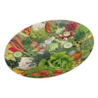野菜 プレート