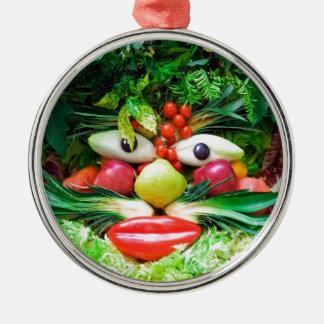 野菜 メタルオーナメント