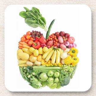 野菜Apple コースター