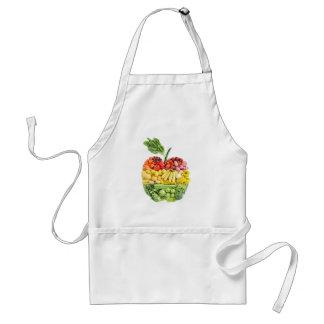 野菜Apple スタンダードエプロン