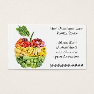 野菜Apple 名刺