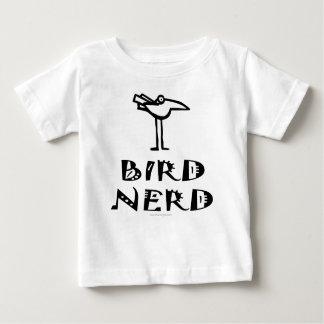 野鳥観察する野鳥観察鳥類学 ベビーTシャツ