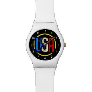 金の指輪米国 腕時計