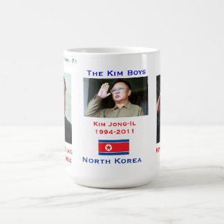 金の男の子のマグ(北朝鮮) コーヒーマグカップ