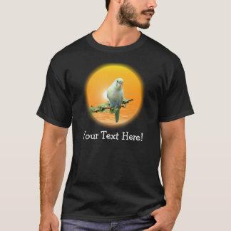 金インコのワイシャツ Tシャツ