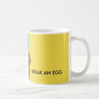 金イースターレトリーバーのマグ コーヒーマグカップ