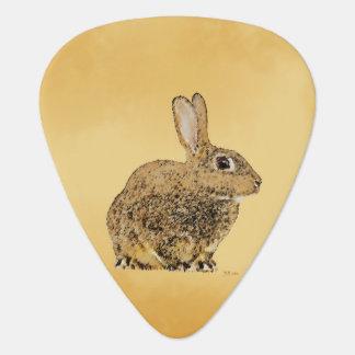 金ウサギ ギターピック