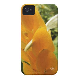 金エビの植物の花 Case-Mate iPhone 4 ケース