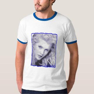 金エリザベスの写真のTシャツ Tシャツ