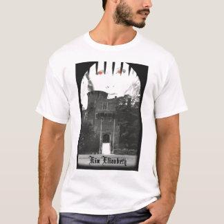 """金エリザベスのTシャツ、""""出入口"""" Tシャツ"""