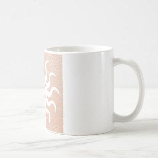 金エンボスホイルの日光そして宝石 コーヒーマグカップ