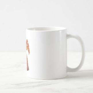 金カップル、キス、ロマンスのマグ コーヒーマグカップ