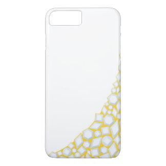金ゴールドおよびダイヤモンドのiPhoneの場合(6/6sと) iPhone 8 Plus/7 Plusケース