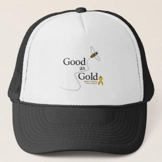 金ゴールドとしてよい キャップ