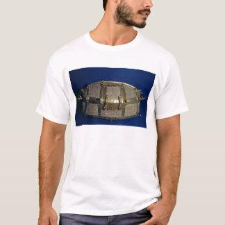 金ゴールドのためのバイキングの貴重品箱 Tシャツ