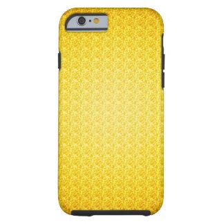 金ゴールドのりんごiphone-6の堅い箱のデザイン ケース
