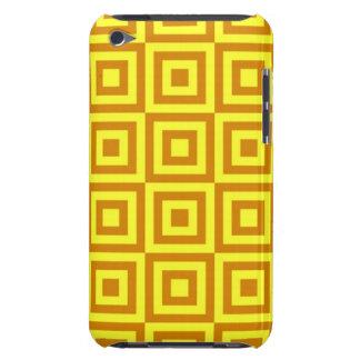 金ゴールドのタイル Case-Mate iPod TOUCH ケース