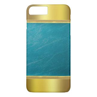 金ゴールドの先端のiPhone 7のプラスの場合 iPhone 8 Plus/7 Plusケース