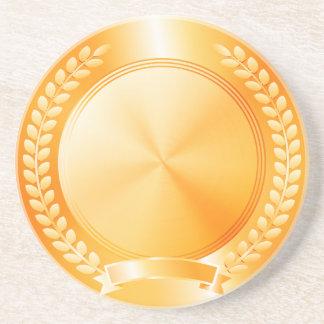 金ゴールドの名誉勲章 コースター