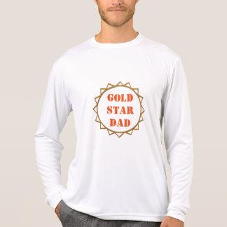 GOLD STAR DAD Sport-Tek Long Sleeve T-Shirt