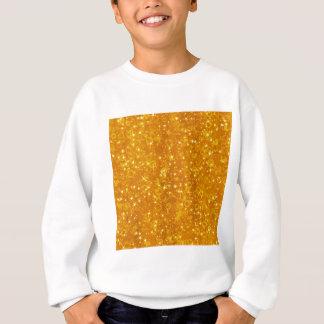 金ゴールドの星 スウェットシャツ