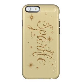 金ゴールドの輝き INCIPIO FEATHER SHINE iPhone 6ケース