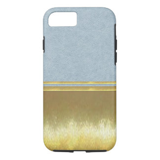 金ゴールドの錯覚のiPhone 7の堅い薬莢 iPhone 8/7ケース