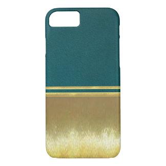 金ゴールドの錯覚のiPhone 7の細い薬莢 iPhone 8/7ケース