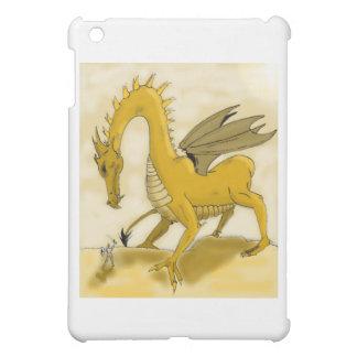 金ゴールドの騎士 iPad MINI カバー