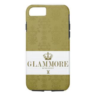 金ゴールドの魅力的なiPhone 7のiPhoneの場合 iPhone 8/7ケース