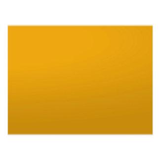 金ゴールドはテンプレートを消します: 文字、イメージ、盛り土色を加えて下さい ポストカード