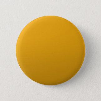 金ゴールドはテンプレートを消します: 文字、イメージ、盛り土色を加えて下さい 5.7CM 丸型バッジ