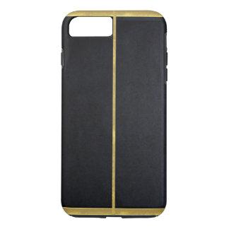 金ゴールドはiPhone 7のプラスの箱をひっくり返しました iPhone 8 Plus/7 Plusケース