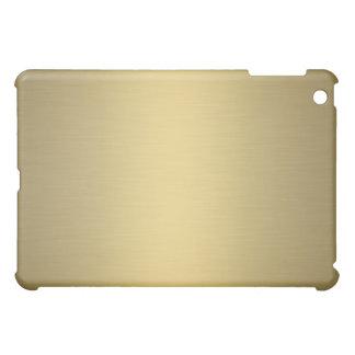金ゴールドカバー iPad MINIケース