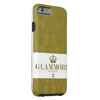金ゴールド魅力的なIPHONE 6/6SのiPhoneの場合 ケース