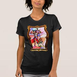 金ゴールドDiablo Tシャツ