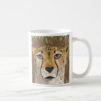 金チータのマグ コーヒーマグカップ