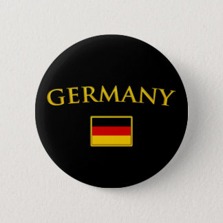 金ドイツ 5.7CM 丸型バッジ