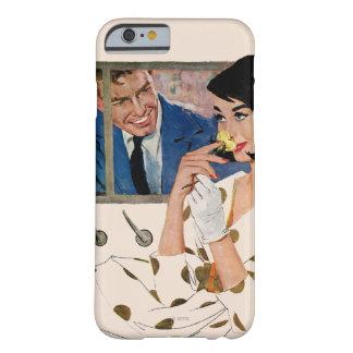 金バラ BARELY THERE iPhone 6 ケース