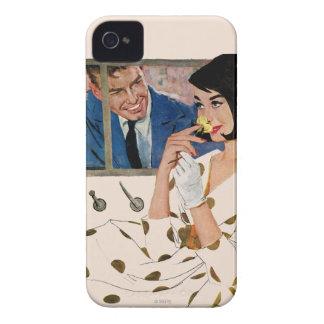 金バラ Case-Mate iPhone 4 ケース