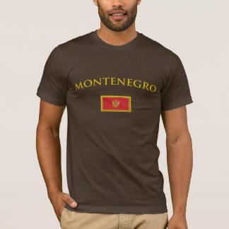 金モンテネグロ Tシャツ