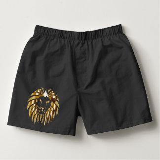 金ライオン ボクサー