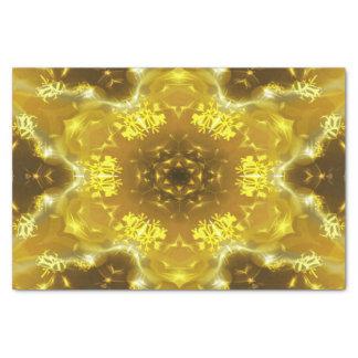 金万華鏡のように千変万化するパターン 薄葉紙