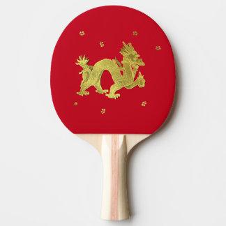 金中国のなドラゴン 卓球ラケット