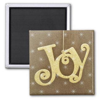 金喜びのクリスマスの磁石 マグネット